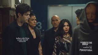 Shadowhunters 2x18  Max with Parents Alec Magnus & Saving by  Enoch  Season 2 Episode 18