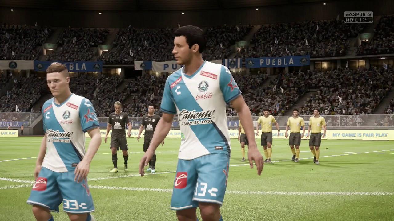 Resultado de imagen para Puebla fifa 18