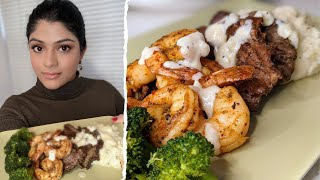 Easy Steak and Shrimp Surf &amp Turf Recipe  New Year&#39s Eve Dinner Special At Home