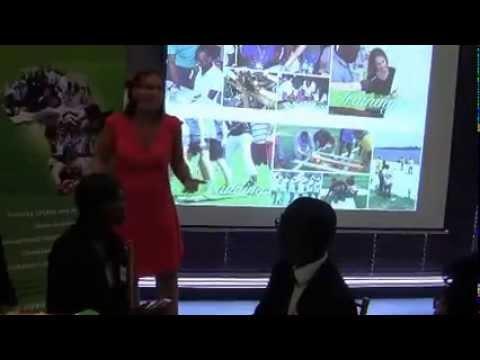 Nyansa Africa Presentation at the Canada Chamber Ghana Power Breakfast