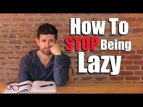 STOP Being LAZY! (8 POWERFUL Motivational Tips That Work)
