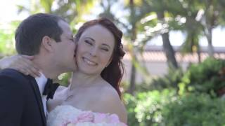 The Sweetest Day Wedding Surprise - A Wedding At Trump International Golf Club