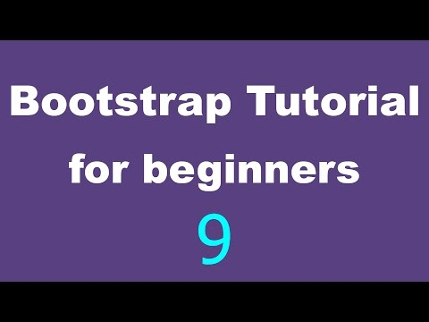 Bootstrap Tutorial For Beginners - 09 - The Visible Class