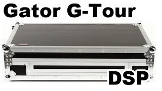AWESOME case for DJs! Gator GTour DSP Review
