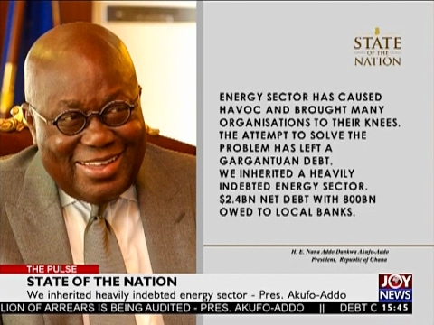State of the Nation Address - The Pulse on Joy News (21-2-17)