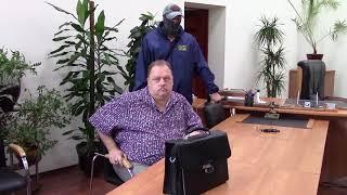 Задержание Дмитрия Бунина. Видео УФСБ