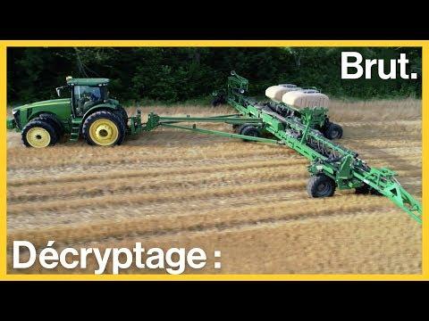 Le désarroi du monde agricole dans le monde