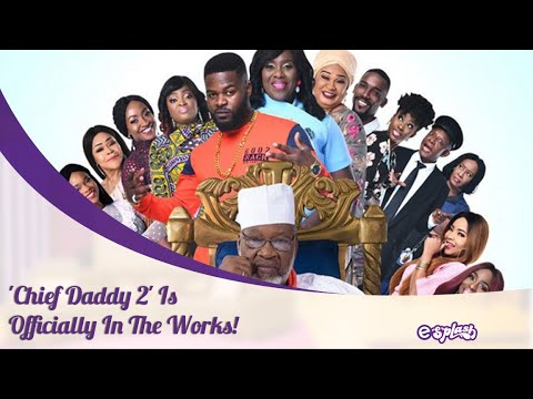 """Download Mo Abudu Announces Netflix Exclusive """"Chief Daddy 2"""" Movie"""
