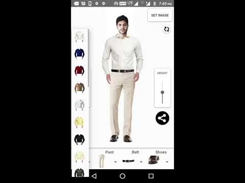 Outfit Color Selection - Dress Matching with Face - Apps on