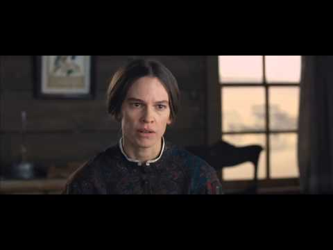 THE HOMESMAN - OFFICIAL CLIP - HILARY SWANK, TOMMY LEE JONES streaming vf