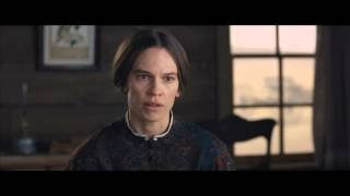 THE HOMESMAN - OFFICIAL CLIP - HILARY SWANK, TOMMY LEE JONES