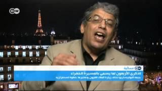 زيدان خوليف: زيارة ملك المغرب للصحراء الغربية مثل زيارة الجنرال دي غول للجزائر