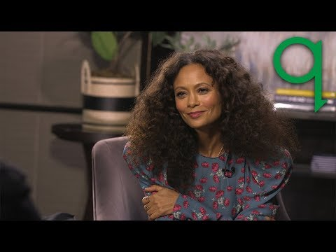 Thandie Newton's 'upfront and uncompromising' approach to fame