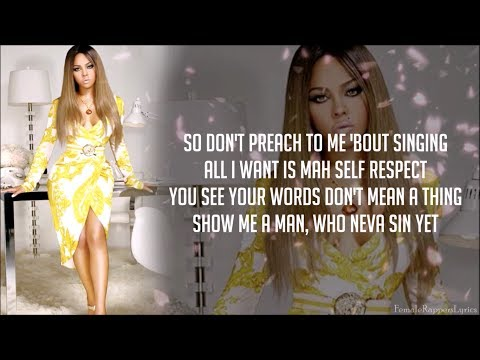 Lil' Kim - Durty (Lyrics - Video)