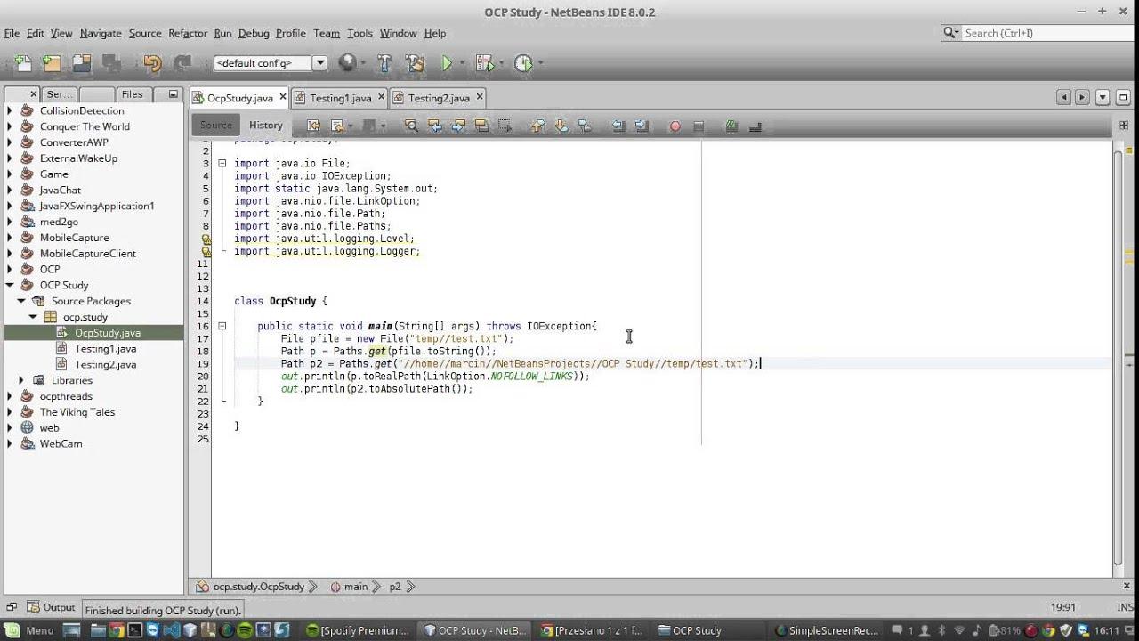 Java nio paths class youtube java nio paths class baditri Images