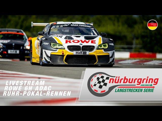 NLS5: Das ROWE 6h ADAC Ruhr-Pokal Rennen
