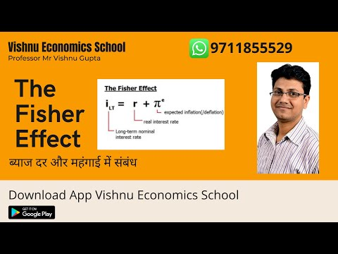 16. Fisher Equation Part 1