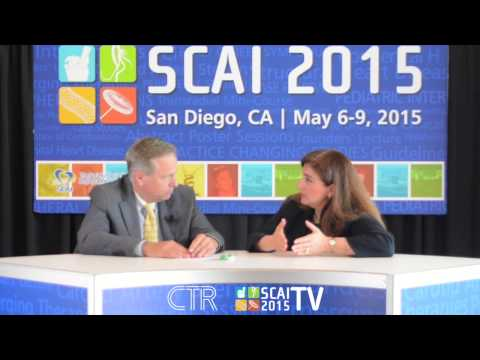 SCAI 2015: Ticagrelor vs. Clopidogrel in Troponin-Negative Patients