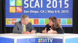 SCAI 2015: Ticagrelor vs. Clopidogrel in Troponin-Negative Patients