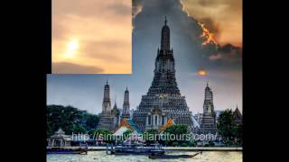 Wat Arun(Temple of Dawn)