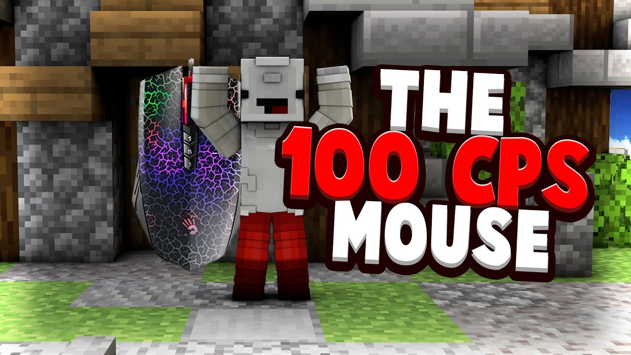 Download The 100 CPS Mouse | Bloody A70 Review