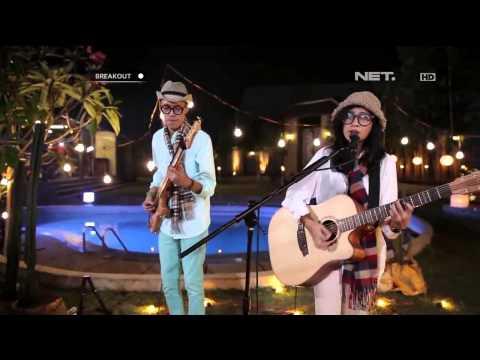 Endah N Rhesa   Cinta Dalam Kardus (Live) @BreakoutNET