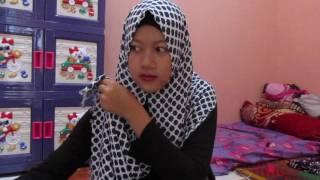 Tutorial Hijab Pashmina Panjang Simple Untuk Sehari - Hari #NMY Tutorial Hijab
