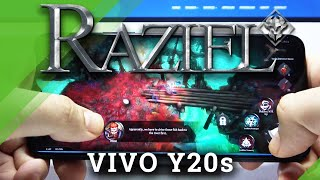 How Raziel Dungeon Arena Works on Vivo Y20s – Performance Test