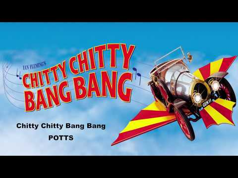 Chitty Chitty Bang Bang | Piano and All Parts