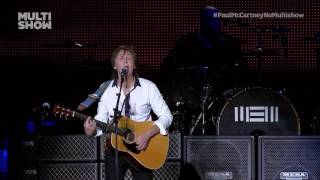 Paul McCartney - And  i Love Her - Live in São Paulo 2014