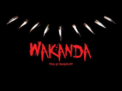 Kendrick Lamar x Travis Scott x Denzel Curry Type Beat  WAKANDA