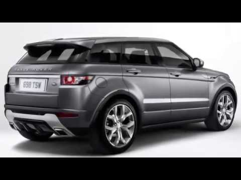 2015 Range Rover Evoque Autobiography and Autobiography Dynamic ...