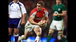 Shane Williams - Ireland v Wales, Gatland Mind Games and the back-three in 2018! - OTB AM