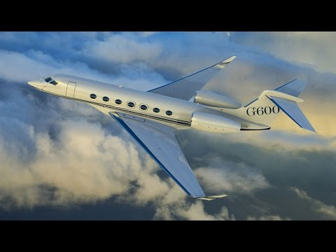 Preview the Gulfstream G600 Business Jet Cabin – BJT