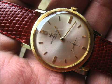 Watch Collecting - The Bargain Vintage Watch - Vacheron Constantin 18K Gold 6405