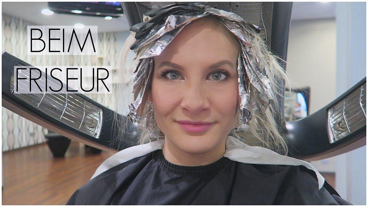 Ansatz Blondieren Und Haare Abgebrochen Youtube