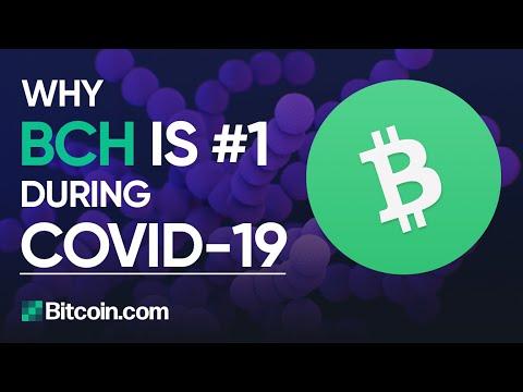 Bitcoin.com Features: Businesses Use Bitcoin Cash To Minimize COVID-19 Spread