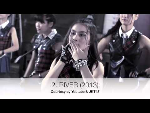 Give Me Five! Eps 2 - 5 Video klip terbaik JKT48
