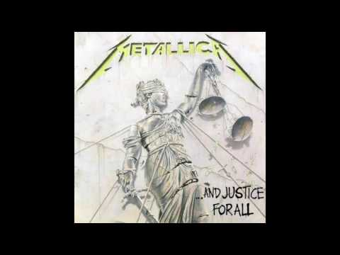 Metallica And Justice For All [Full Album] (Enhanced Bass) + descarga (Download)