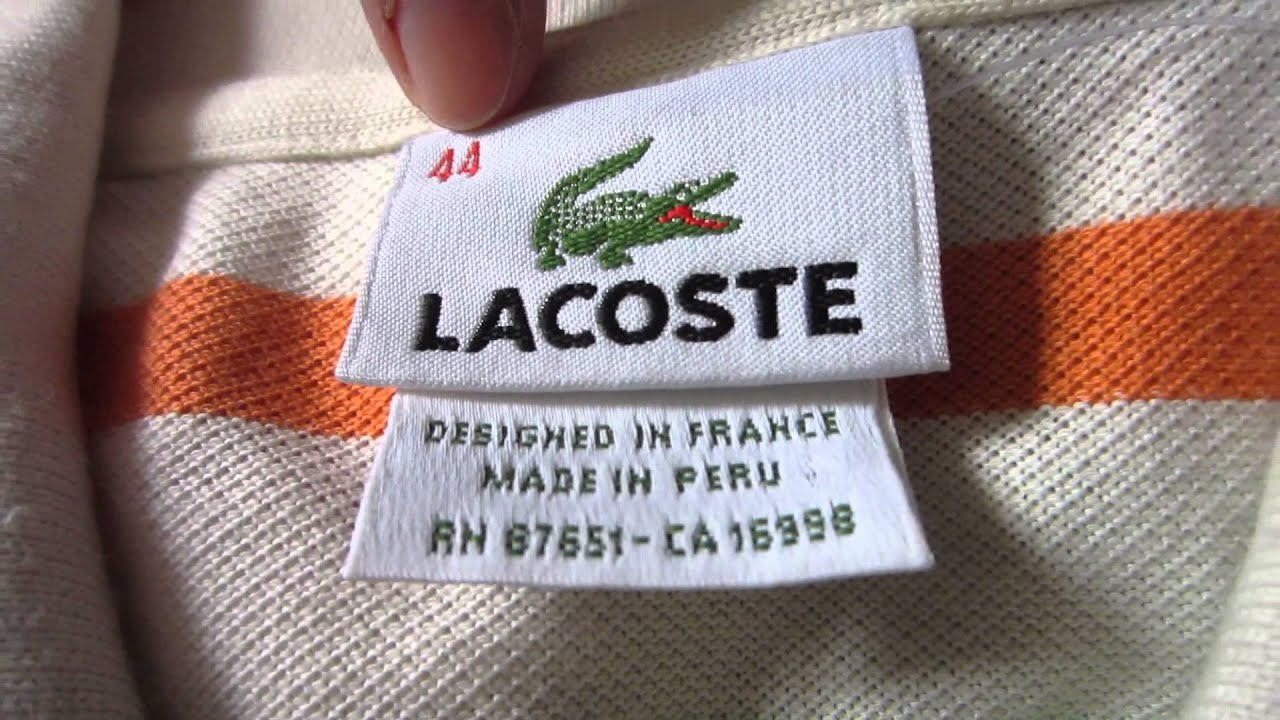 803f5d685 KnowsPicking - Spotting Fake Lacoste and Ralph Lauren Polo Shirts ...