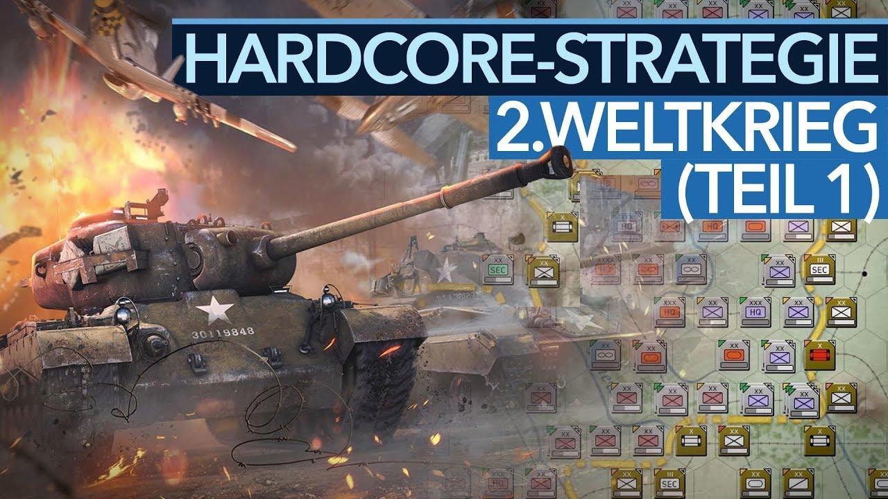 2. Weltkrieg Strategiespiele