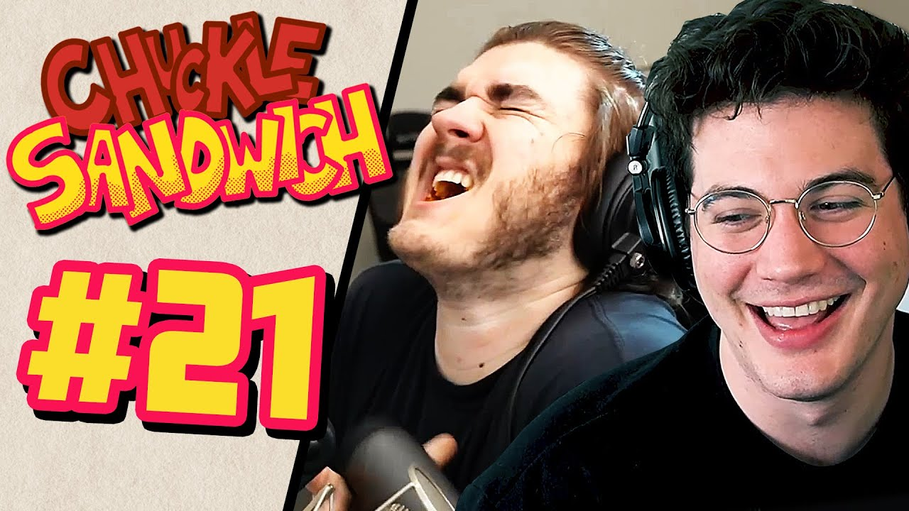 Pure Chaos - Chuckle Sandwich Podcast #21