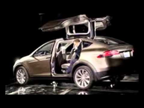 2016 Tesla Model X New Car Review Complete Pic Slide Show Price Specs
