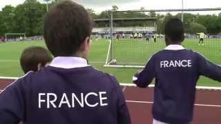 Un « Entrainement de rêve » avec les Bleus à Clairefontaine thumbnail