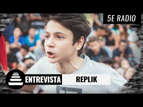 REPLIK / Entrevista Fecha 3 - El Quinto Escalon Radio (29/6/17)