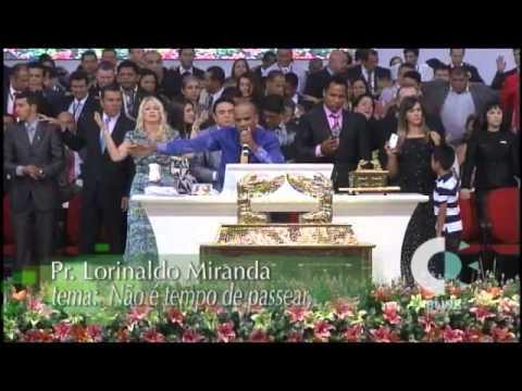 Pr Lorinaldo Miranda- GIDEOES  2013