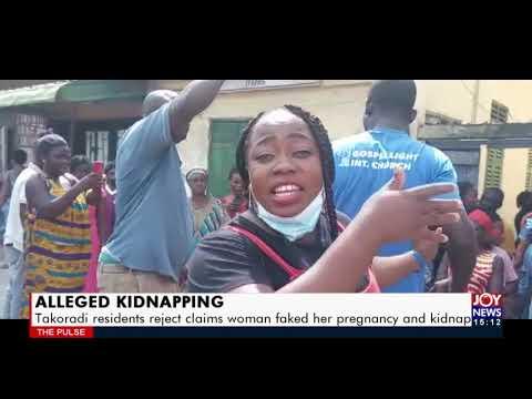 Police arrest 3, declare Takoradi woman as a suspect in self kidnapping probe - JoyNews (23-9-21)
