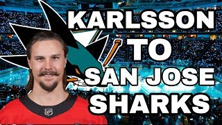 CAN ERIK KARLSSON CARRY THE SAN JOSE SHARKS TO THE STANLEY CUP? | NHL 19 | ARCADE REGIMENT