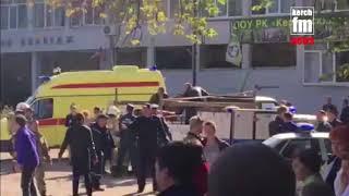 فيديو.. انفجار يقتل 10 ويصيب العشرات في روسيا