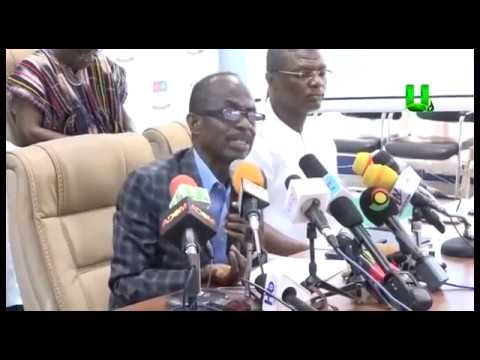 NDC's POSITION ON GHANA INTEGRITY INITIATIVE IN A PRESS CONFERENCE BY GENERAL MOSQUITO